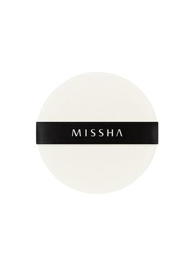 Missha Compressed Flocking Puff (Yuvarlak) Renksiz